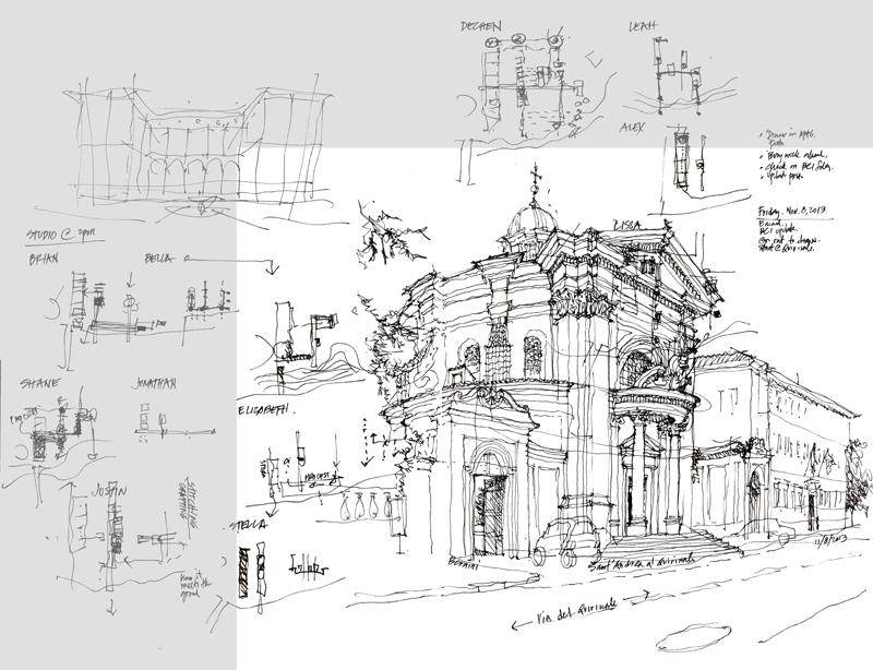 November 2013 Seeing Thinking Drawing