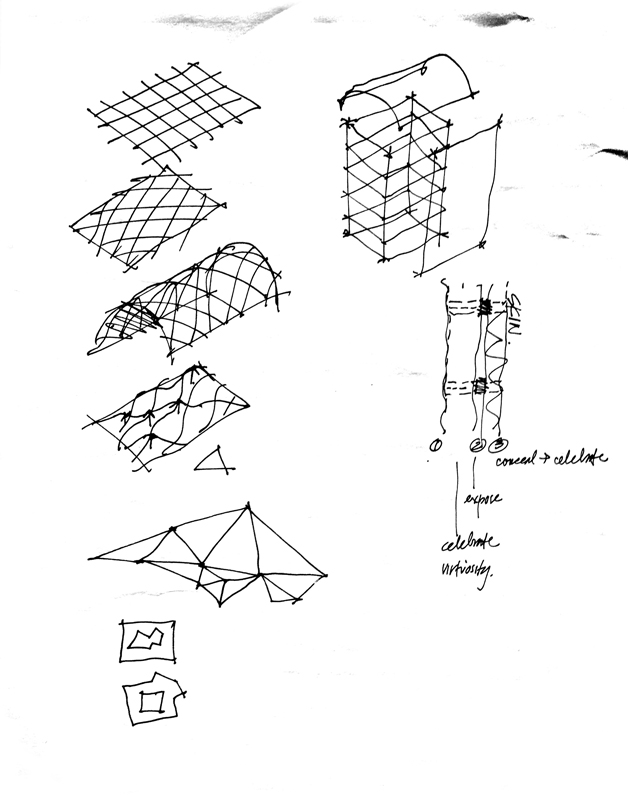 Architecture form space order seeing thinking drawing for Definition of form and space in architecture
